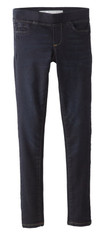 Tractr Big Girls' Pull-On Jegging, Color:  Indigo