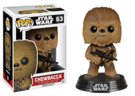 Star Wars The Force Awakens (EP7) Movie Based Pop! Collectible by Funko - Chewbacca + BONUS!