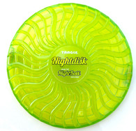 Tangle NightDisk Light Up - Green, 9.5 inch (24.1 cm)