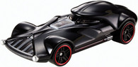 Hot Wheels Star Wars The Force Awakens Collectible Die Cast Vehicle: Darth Vader + BONUS!
