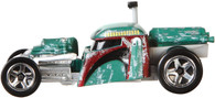 Hot Wheels Star Wars The Force Awakens Collectible Die Cast Vehicle: Boba Fett + BONUS!