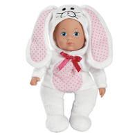 Adora SafariTime Pals Bunny Plush Doll, 9 inch (22.9 cm)