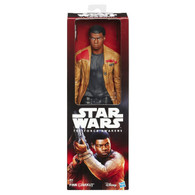 Star Wars The Force Awakens - Finn (Jakku), 12 inch (30.5 cm) + BONUS!