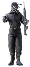 NECA Iron Maiden Clothed 2 Minutes to Midnight Action Figure, 8 inch (20.3 cm)