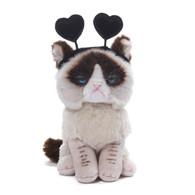 Gund Grumpy Cat Beanbag - Headband, 5 inch (12.7 cm)