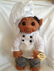 DAM Things Denmark LARGE Chef Boy Troll, 16 inches