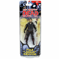 "Walking Dead Comic Series 4 Paul ""Jesus"" Monroe Action Figure, 5 inch (12.7 cm)"