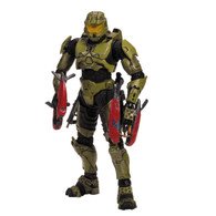Halo 2 Master Chief Action Figure, 6 inch (15.2 cm)