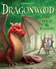 Dragonwood Board Game:  A Game of Dice & Daring
