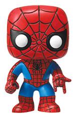 Marvel 4 Inch Vinyl Bobble Head Figure - Spider Man (2276), Funko Collectible