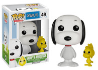 3829 POP: Peanuts - Snoopy & Woodstock, Funko Collectible