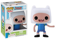 POP Television: Adventure Time Finn Vinyl Figure, Funko Collectible