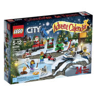 LEGO® CITY Town 60099 Advent Calendar 278 pcs Building Set