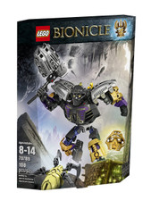 LEGO® Bionicle Onua - Master of Earth 70789 Building Set