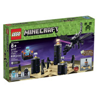 LEGO Minecraft 21117 The Ender Dragon Building Set