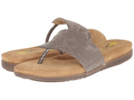Volatile Women's Ezra Sandal, color: Pewter