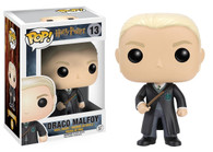 6569 POP Movies: Harry Potter Draco Malfoy Action Figure, Funko Collectible