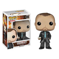 5100 POP! Supernatural Crowley Action Figure, Funko Collectible