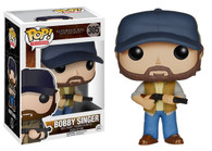 6464 POP TV: Supernatural - Bobby Singer, Funko Collectible