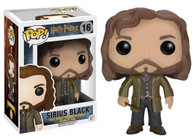 6570 POP Movies: Harry Potter Sirius Black Action Figure, Funko Collectible