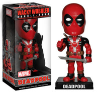 Funko Deadpool Wacky Wobbler Bobble-Head (4455), Funko Collectible