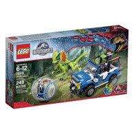 LEGO® Jurassic World 75916 Dilophosaurus Ambush - 248 pcs Building Set