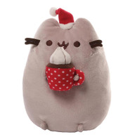 Gund Pusheen Christmas Snackable Plush 10 inch (25.4 cm)