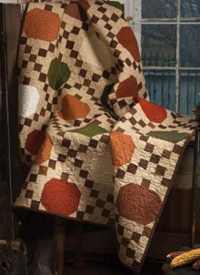 Pumpkin Patch By Rhonda Mccray Farmhouse Threads Primitive Quilts And Projects