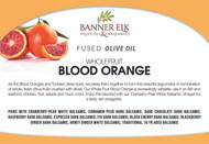 Blood Orange - Wholefruit Blood Orange
