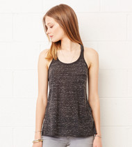 8800 BELLA + CANVAS WOMEN'S FLOWY RACERBACK TANK