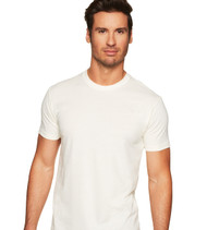 6410 NEXT LEVEL MEN'S PREMIUM FITTED SUEDED TEE  (Natural)