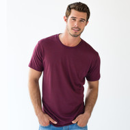 254 Tultex Men's Tri-Blend T-Shirt