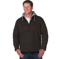 8419 Dunbrooke Dukane Adult Hooded Canvas Jacket