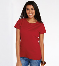 3516 LAT LADIES' LONGER LENGTH T-SHIRT