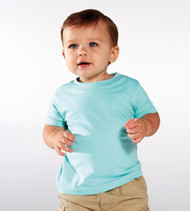 3322 RABBIT SKINS INFANT FINE JERSEY T-SHIRT