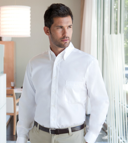 Wholesale clothing prices blank apparel cheap pps for Oxford vs dress shirt
