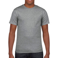 H300 Gildan Hammer Adult Ring-Spun Cotton Pocket T-Shirt
