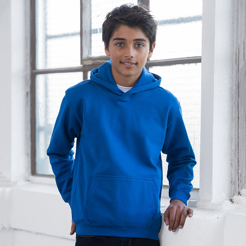JHY001 Just Hoods Youth College Hoodie