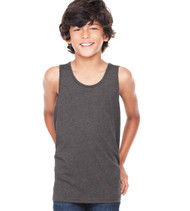 3480Y BELLA + CANVAS YOUTH JERSEY TANK