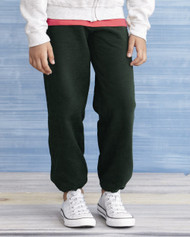 18200B GILDAN HEAVY BLEND YOUTH SWEATPANTS