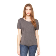 8816 Bella + Canvas Women's Slouchy Short Sleeve Tee