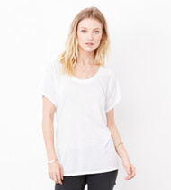 8801 Bella + Canvas Women's Flowy Raglan Tee