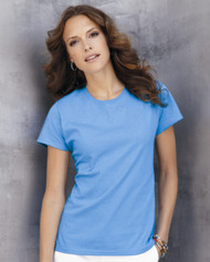 Gildan 5000L - Ladies' Heavy Cotton Short Sleeve T-Shirt