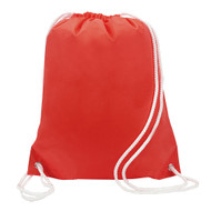 8887 LIBERTY BAGS BETTY SUE DRAWSTRING BACKPACK  (Red)