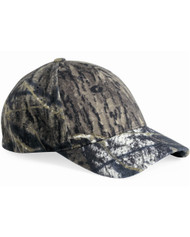 6999 FLEXFIT ADULT MOSSY OAK CAMO 6-PANEL CAP