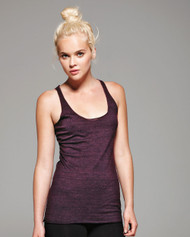 8430 Bella + Canvas Women's TriBlend Racerback Tank