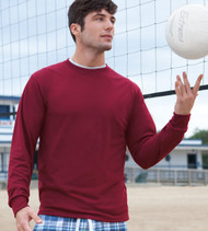 21ML JERZEES SPORT ADULT MOISTURE MANAGEMENT LONG SLEEVE TEE