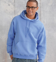 Gildan 12500 - DryBlend Adult Hooded Sweatshirt  (Carolina Blue)