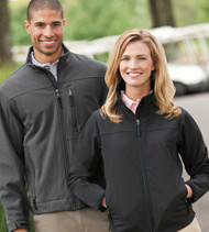 6500 WEATHERPROOF MEN'S SOFTSHELL JACKET