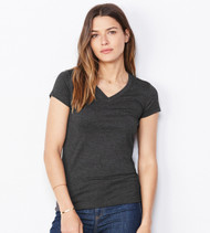 Bella + Canvas 6005 - Ladies' V-Neck Jersey T-Shirt